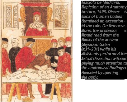 History of Anatomy - Körperwelten
