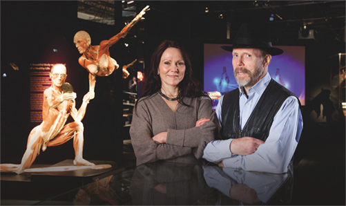 The Philosophy Behind Body Worlds About The Mission Concept Effects