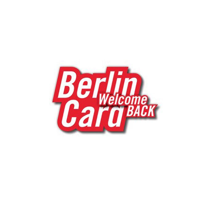 Berlin Welcome Back Card
